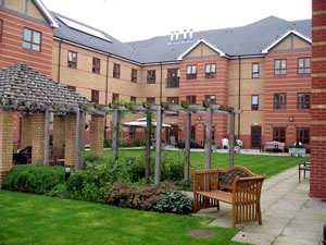 care home, Ruislip